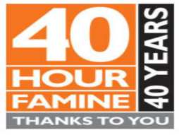 40 Hour Famine - Final Update - Did we get our goal
