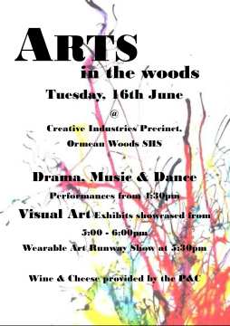 Arts in the Woods