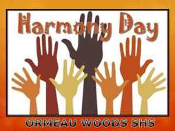 Harmony Day Say NO to Bullying