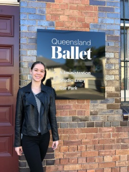Queensland Ballet Work Experience Residency Program