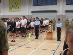 2013 Anzac Assembly