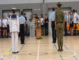 Anzac Commemoration 2014