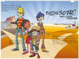 Bullying No Way Day