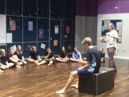 Year 9 and 10 Clowning Workshop
